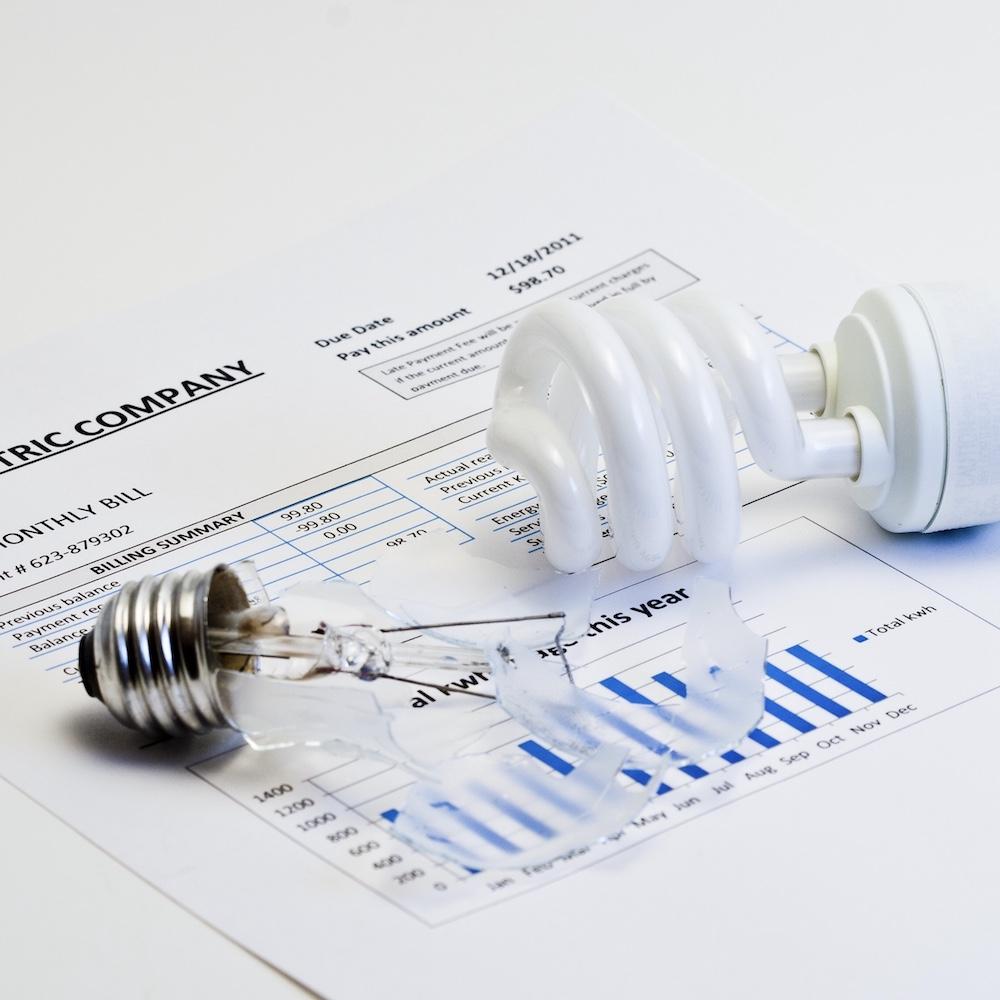 Redução da Conta de Energia Elétrica