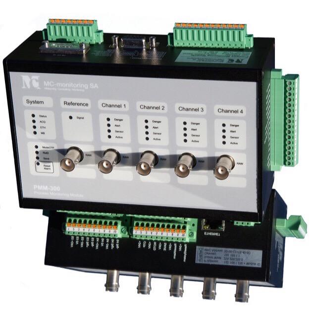 Hardware de Aquisição e Processamento – PMM-300
