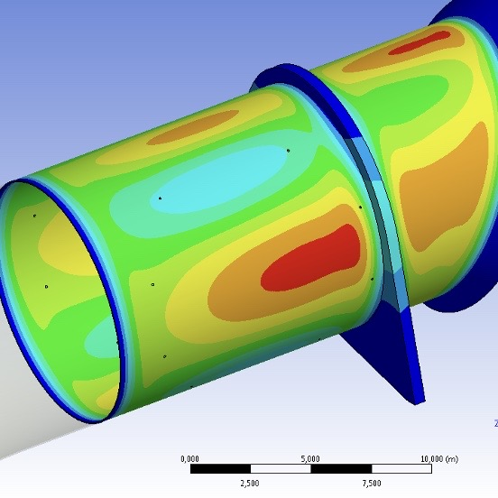 Simulação Computacional Fluidodinâmica