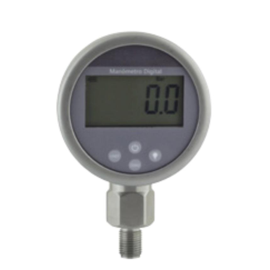 Manômetro Digital Bronze – RNP-064
