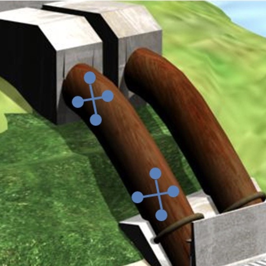 Proteção contra Ruptura de Tubulação e Componentes Hidráulicos